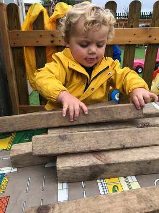 Playing With Wood