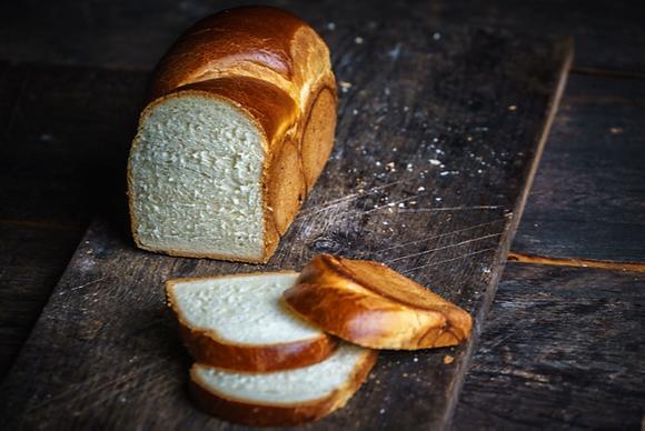 Karaway Brioche Loaf