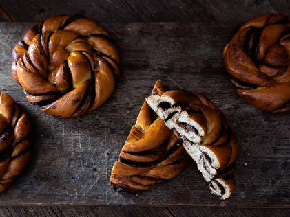 Brioche Pastries & Loaves