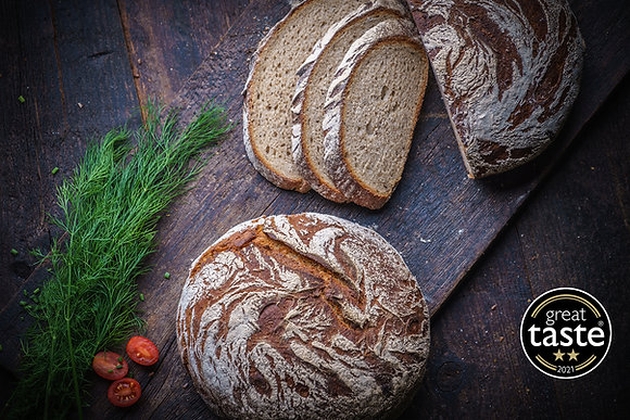 Grandmother's Bread