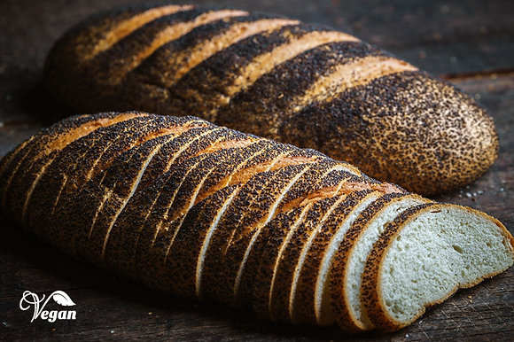 Baltic Bloomer with Poppy Seeds (800g)