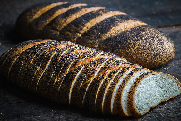 Baltic Bloomer with Poppy Seeds