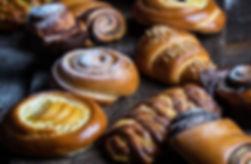 Brioche pastries