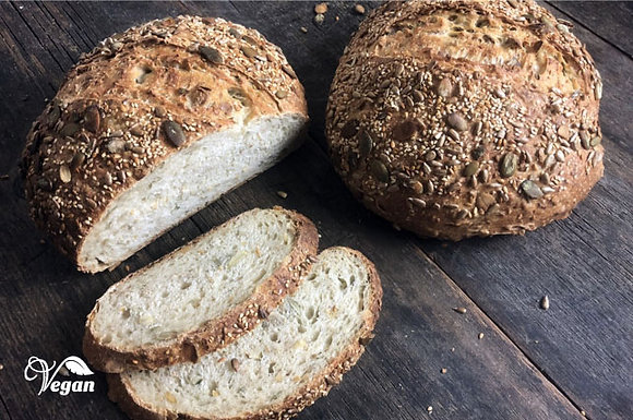 Karaway Seeded White Sourdough
