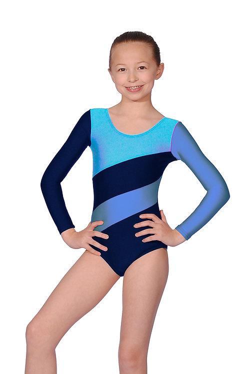 Roch Valley nylon/lycra Hop gymnastic leotard