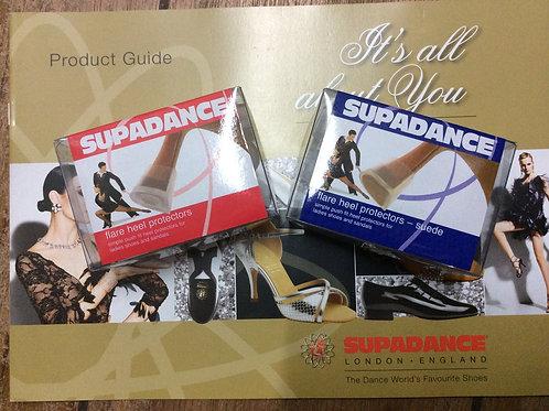 Supadance dance shoe heel protectors