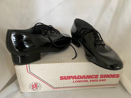 Supadance 5000 patent ballroom shoe size 2.5
