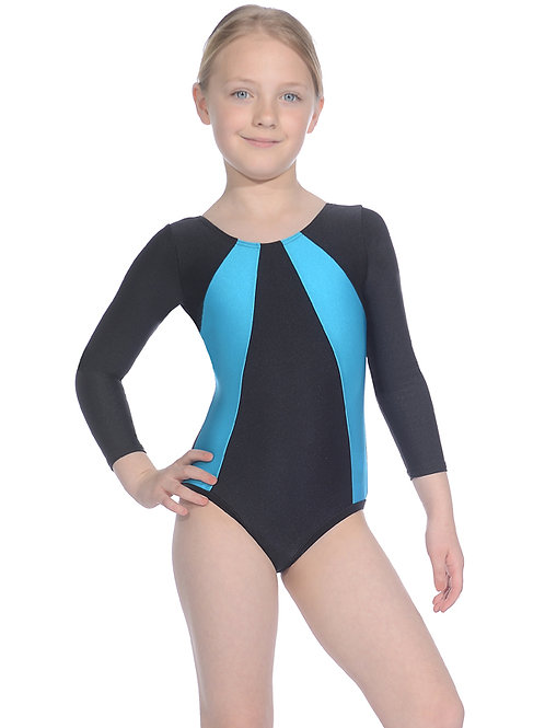 Roch Valley nylon lycra gymnastic leotard