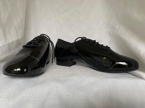 BD dance patent split sole ballroom shoe size 9