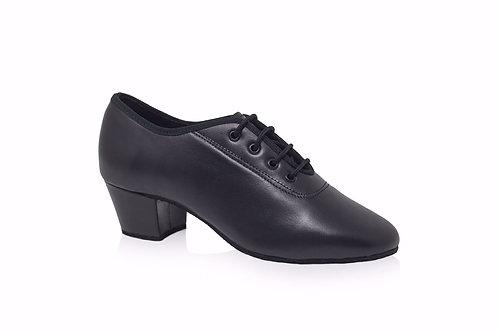Freed boys latin leather dance shoe