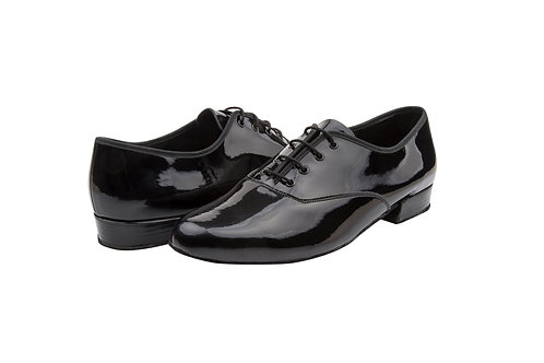 Freed of London boys ballroom shoes, patent
