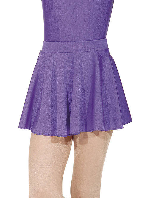 Roch Valley LCSS nylon/lycra circular short skirt