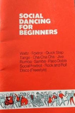 Social dancing for beginners (ballroom & latin)