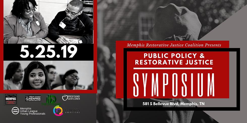 Public Policy & Restorative Justice Symposium