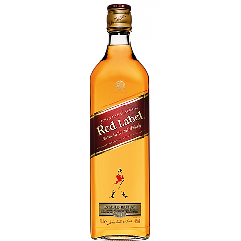 Whisky Red Label