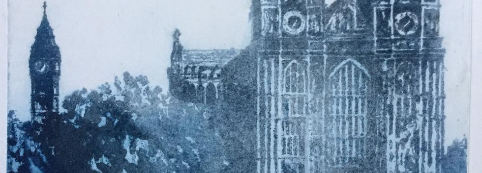 Westminster Abbey/Big Ben
