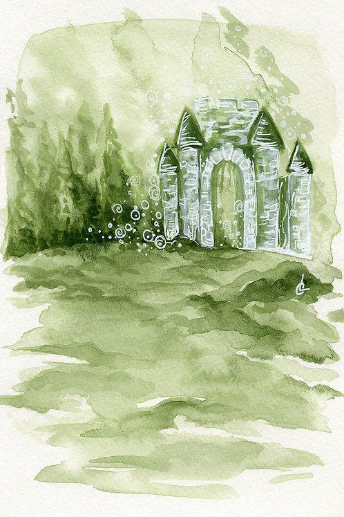 """""""Green Castle"""""""