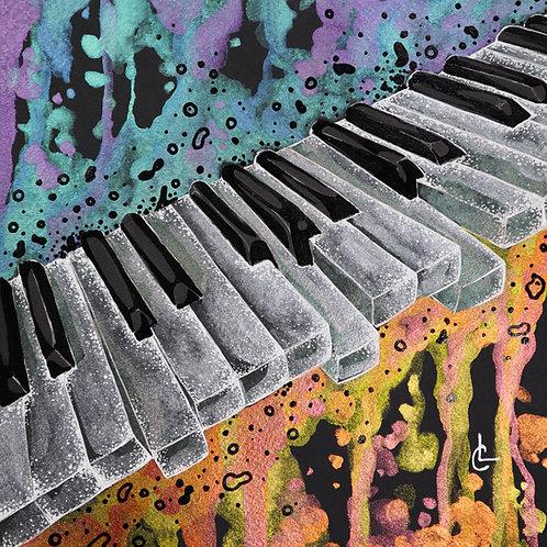 """Music"" | Inktober 2020"