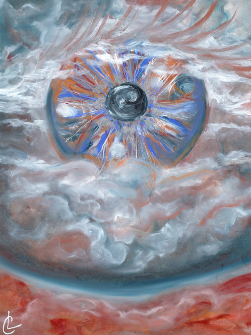 """Eye of Jupiter"""