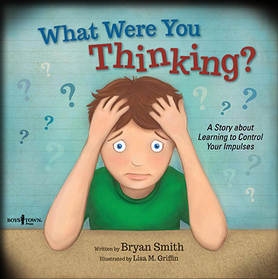 What Were You Thinking School Counselor Award Elementary School counselor winner book