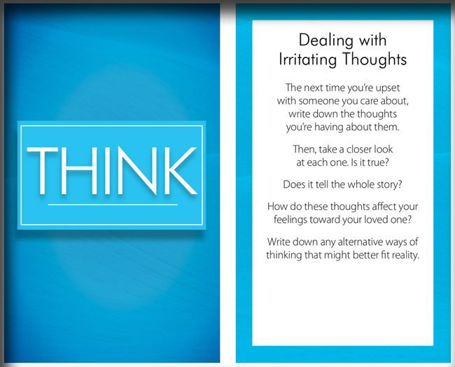 Think Act Be Dr Seth J Gillihan Ph.D. Counselors Choice Award winner podcast CBT deck