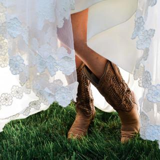 Bride boots