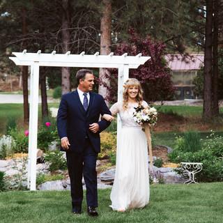 Montana-Wedding-Venue-Arbor-Bride-Father