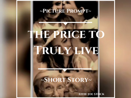The Price to Truly Live
