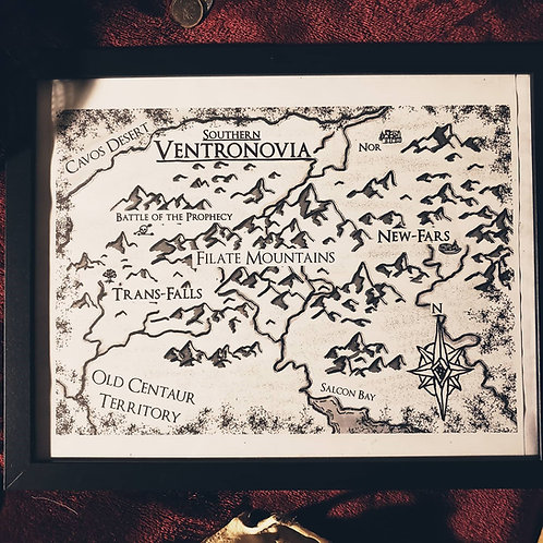 Fantasy Cartography Service (first step)