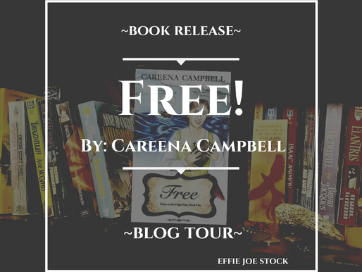 Free! Book Release Tour