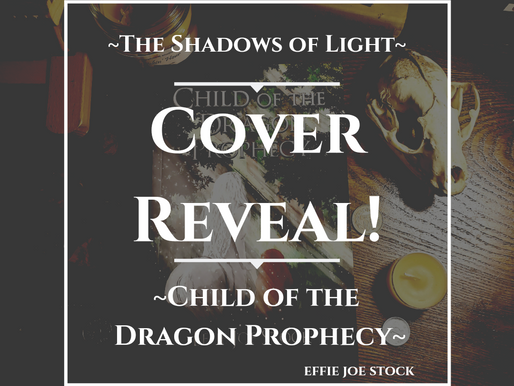 Cover Reveal for Child of the Dragon Prophecy!