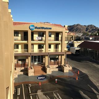 Las Vegas BC Best Western Ent.