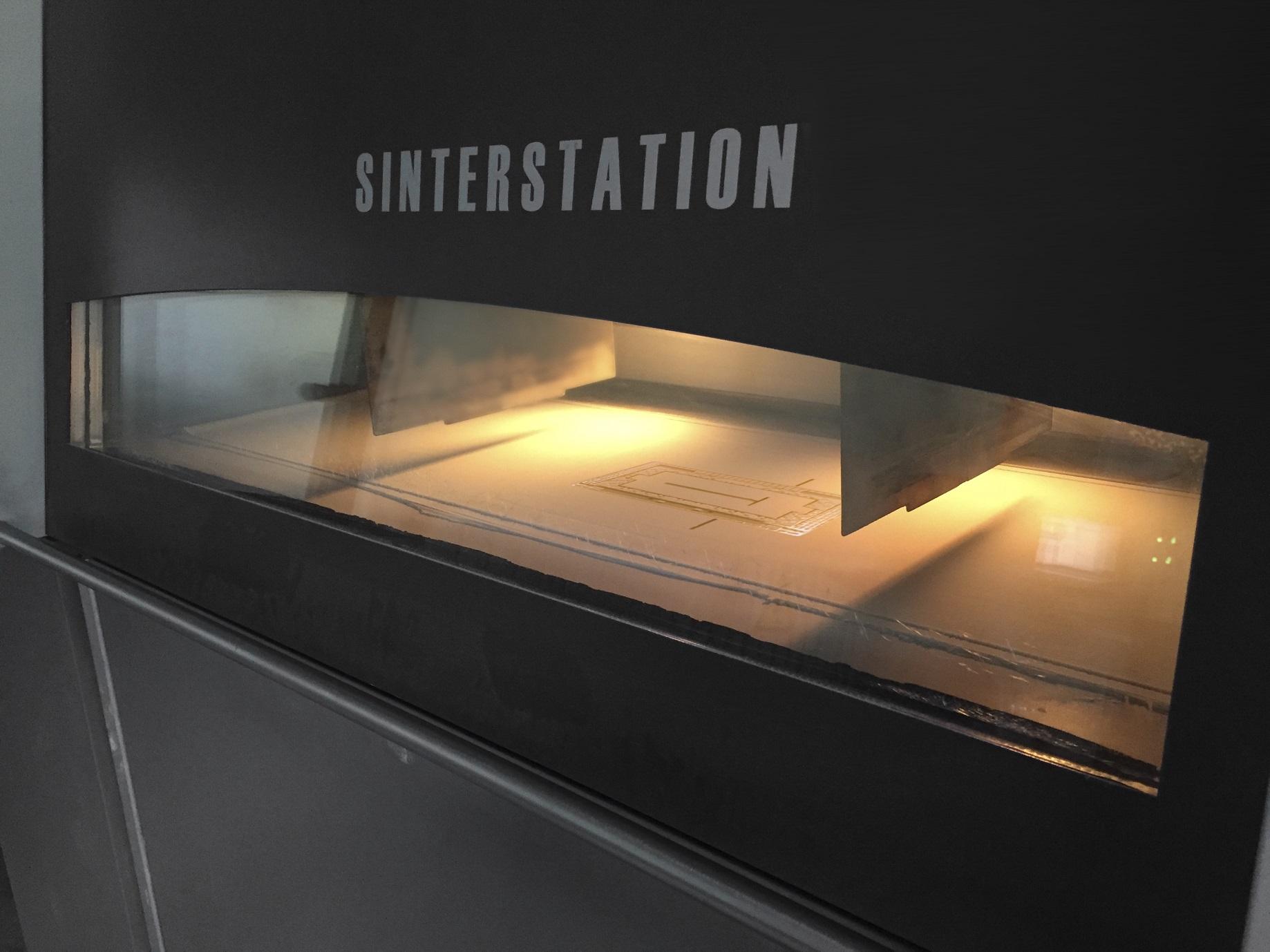 SLS | Selective Laser Sintering