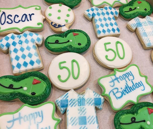 Cookies make birthdays for any age so mu