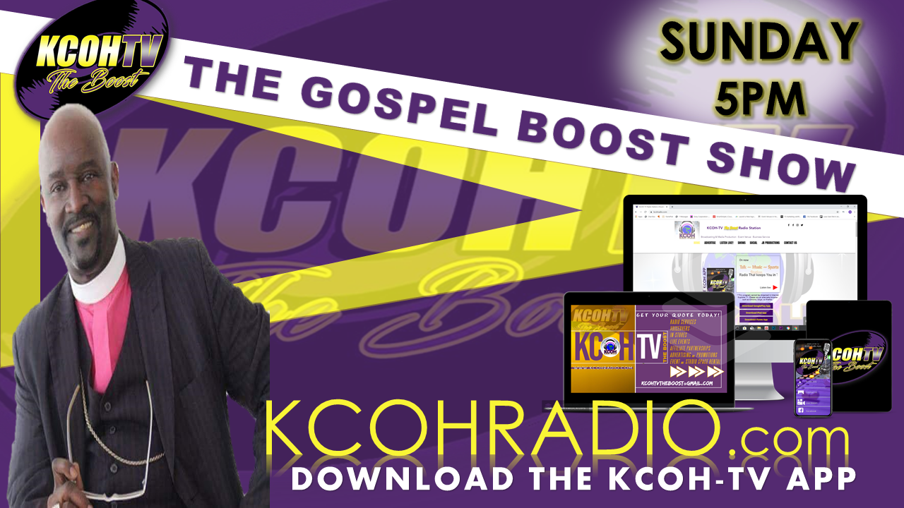 THE GOSPEL BOOST SHOW