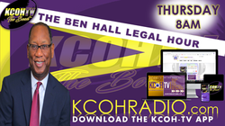 THE BEN HALL LEGAL HOUR