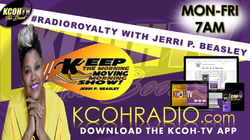 THE KEEP THE MORNING MOVING MORNING SHOW