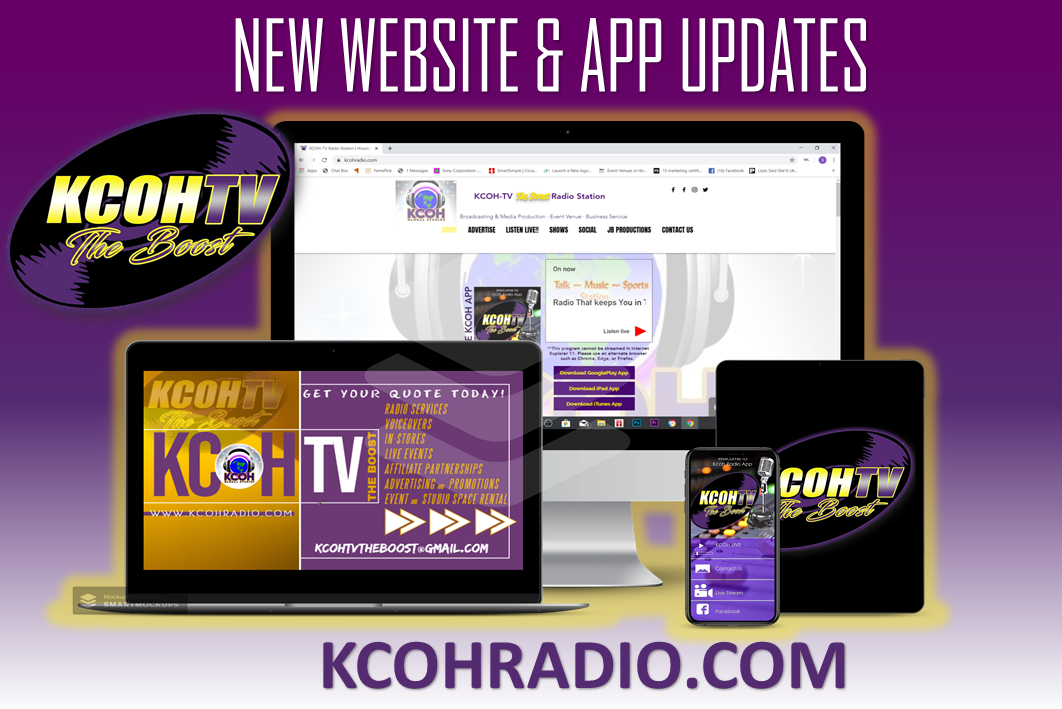 KCOH-TV DIGITAL FLYER