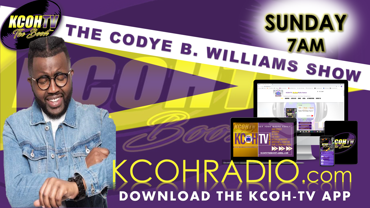 THE CODYE B. WILLIAMS SHOW