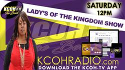 LADY'S OF THE KINGDOM