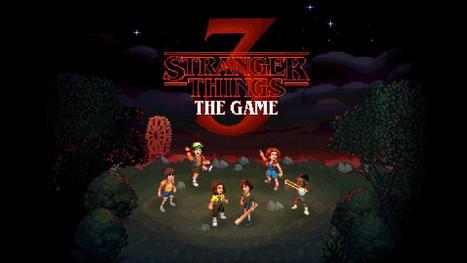 Stranger Things 3 The Game: A 16-Bit Retelling of Season 3