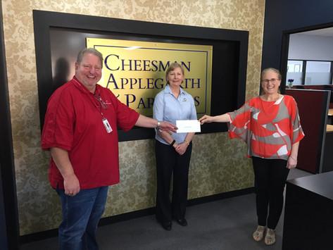Toowoomba Hospice Donation