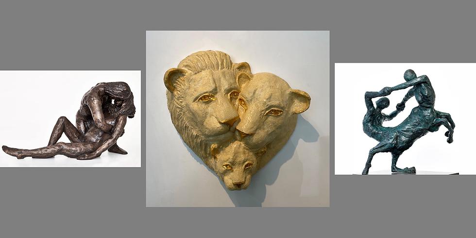 Shona Lyon Artist Sculpture Talk