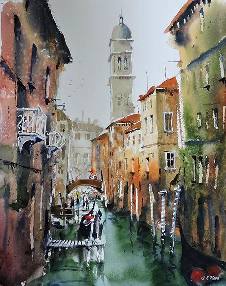 J K Reed #10 Venice Back Street.jpg