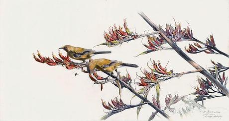 Bellbirds and Bee.jpg