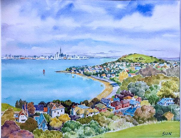 Auckland in Winter - Jia Rui Sun.jpg