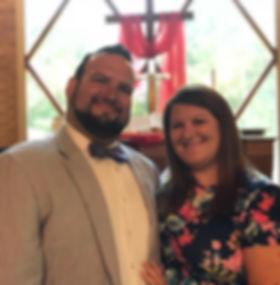 Pastor Henry and Kellie Prater