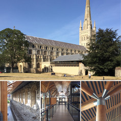 Norwich Cathedral Refectory and Hostry
