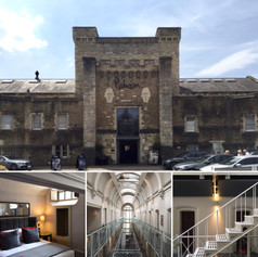Malmaison Oxford Jail Hotel