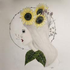 Le bouquet ... graines de soleil